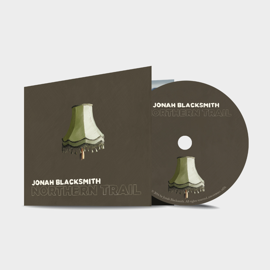 Northern trail - Jonah Blacksmith - Musik - Northern Sound - 9950995640001 - 2015