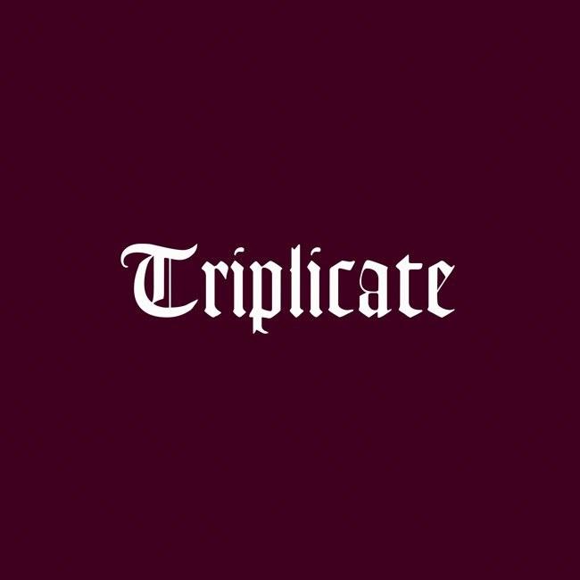 Triplicate - Bob Dylan - Musik - Sony Owned - 0889854135010 - 31/3-2017