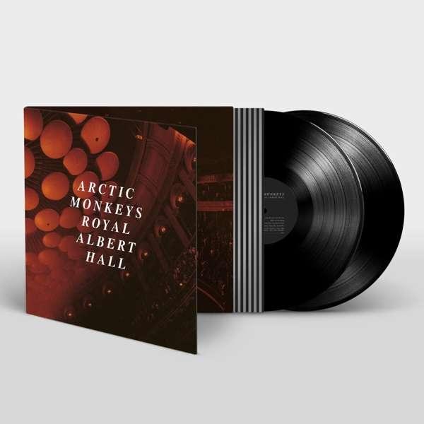Live at the Royal Albert Hall - Arctic Monkeys - Musik -  - 0887828049011 - 4/12-2020
