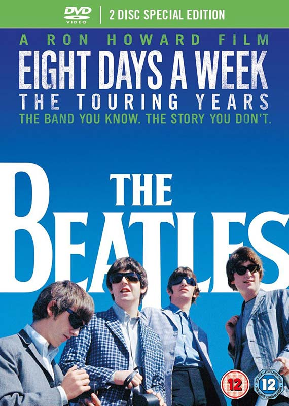 Eight Days a Week - The Beatles - Film - STUDIO CANAL - 5055201836014 - 25/11-2019