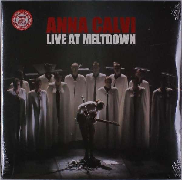 Live at Meltdown Ltd Ed Red (Rsd 20 - Anna Calvi - Musik - DOMINO RECORDINGS - 0887828038015 - 22/4-2017