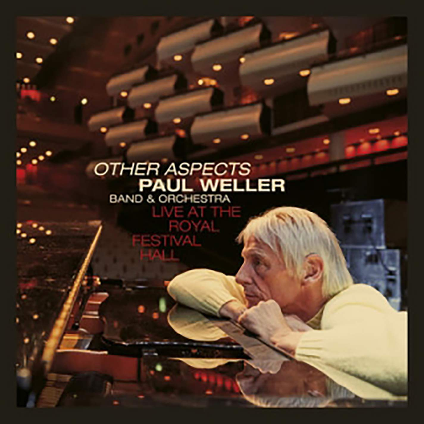 Other Aspects - Live At The Royal Festival Hall - Paul Weller - Musik - PLG - 0190295494018 - 8/3-2019