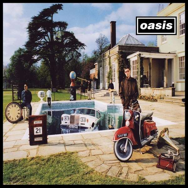 Be Here Now - Oasis - Musik - BIG BROTHER - 5051961085020 - 7/10-2016