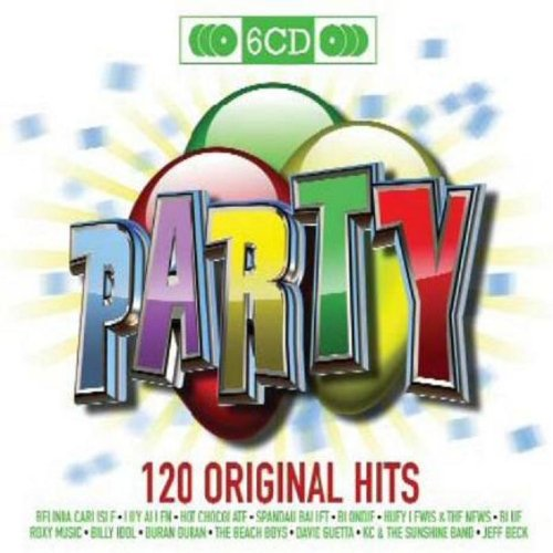Original Hits - Party - V/A - Musik - EMI - 5099968840020 - 15/9-2009