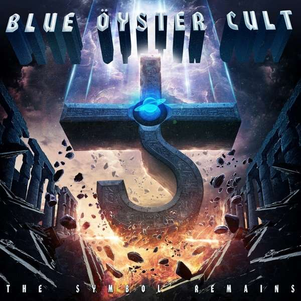 The Symbol Remains - Blue Oyster Cult - Musik - FRONTIERS - 8024391106020 - 9/10-2020