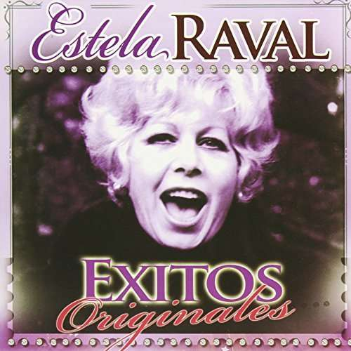 Exitos Originales - Estela Raval - Musik - SONY MUSIC - 0888837762021 - 16/12-2014