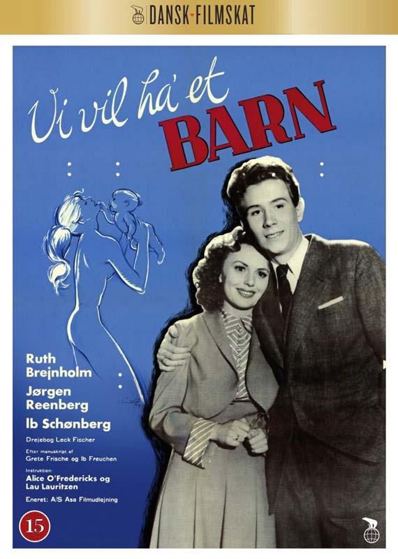 Vi Vil Have Et Barn -  - Film -  - 5708758704021 - 25/9-2020