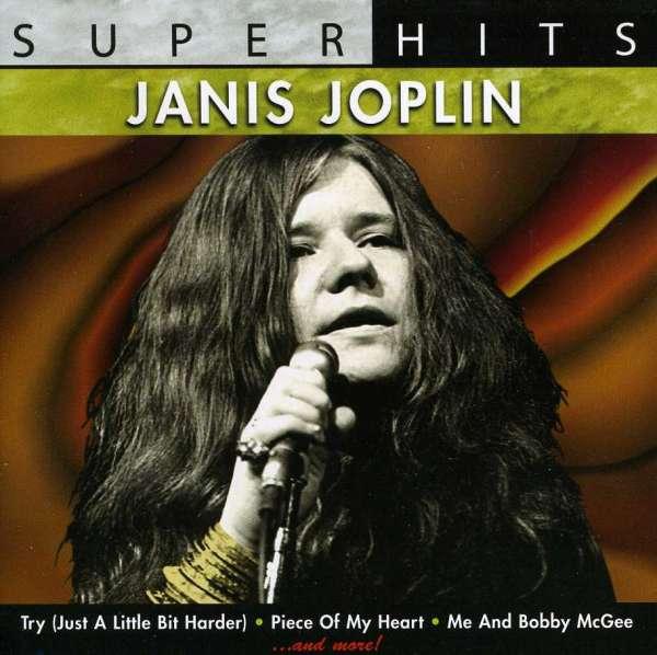 Super Hits - Janis Joplin - Musik -  - 0886970528023 - 1970