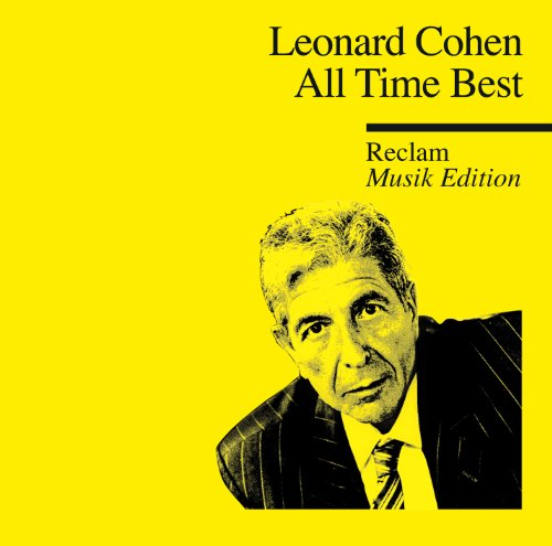 All Time Best - Leonard Cohen - Musik - COLUMBIA - 0886979369023 - 26/8-2011