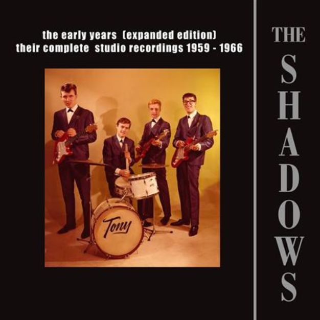 The Early Years - The Shadows - Musik - PARLOPHONE - 5099944427023 - 16/9-2013