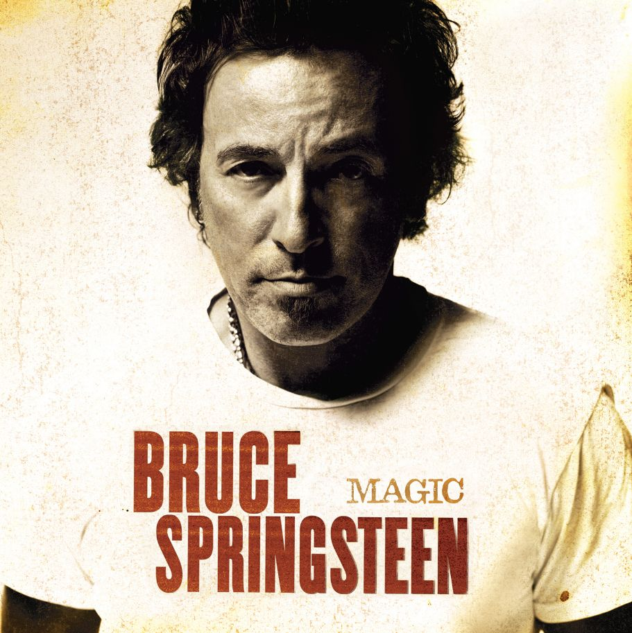 Magic - Bruce Springsteen - Musik - Sony Owned - 0886971706024 - 1/10-2007