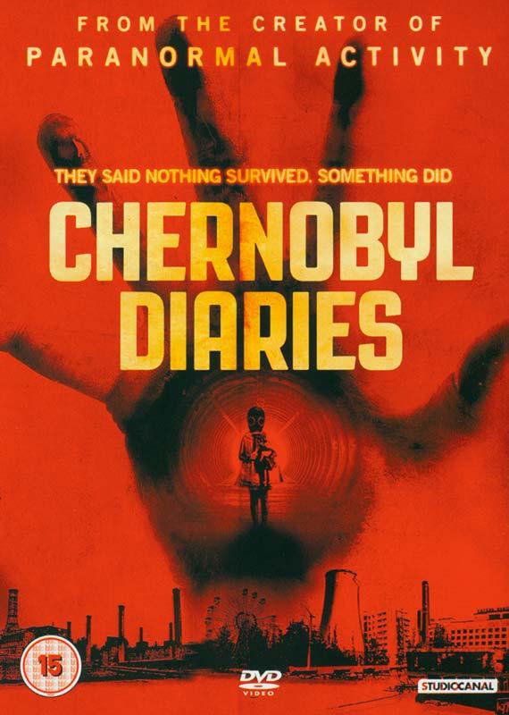Chernobyl Diaries - Chernobyl Diaries - Film - OPTIMUM HOME ENT - 5055201822024 - 22/10-2012