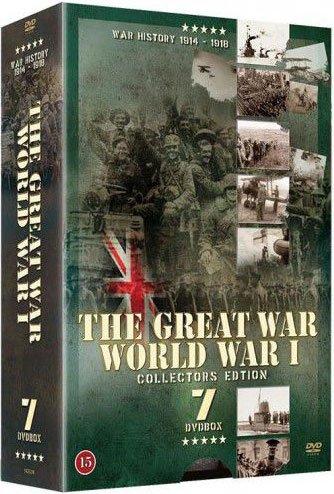 Great World War 1 - V/A - Film - SOUL MEDIA - 5709165001024 - 24/5-2016