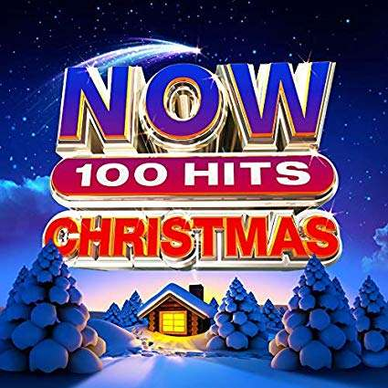 NOW 100 Hits Christmas - Various Artists - Musik - NOW MUSIC - 0190759865026 - 15/11-2019