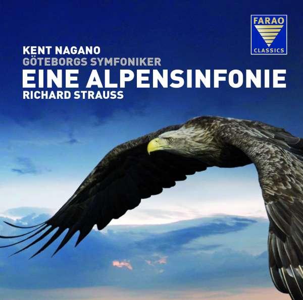 Alpensymphonie op.64 (180g) - Richard Strauss (1864-1949) - Musik - FARAO - 4025438073026 - 11/11-2016