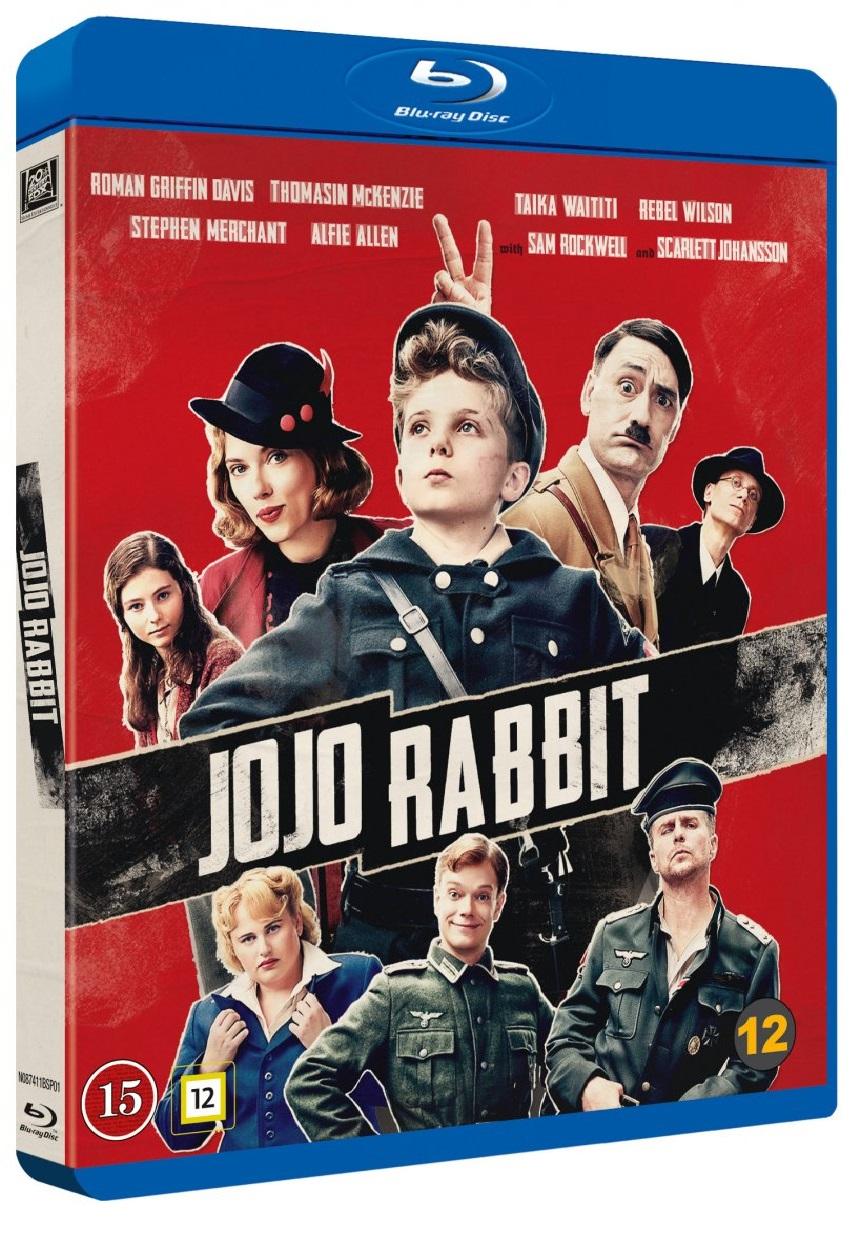 Jojo Rabbit -  - Film -  - 7340112752026 - 2/6-2020