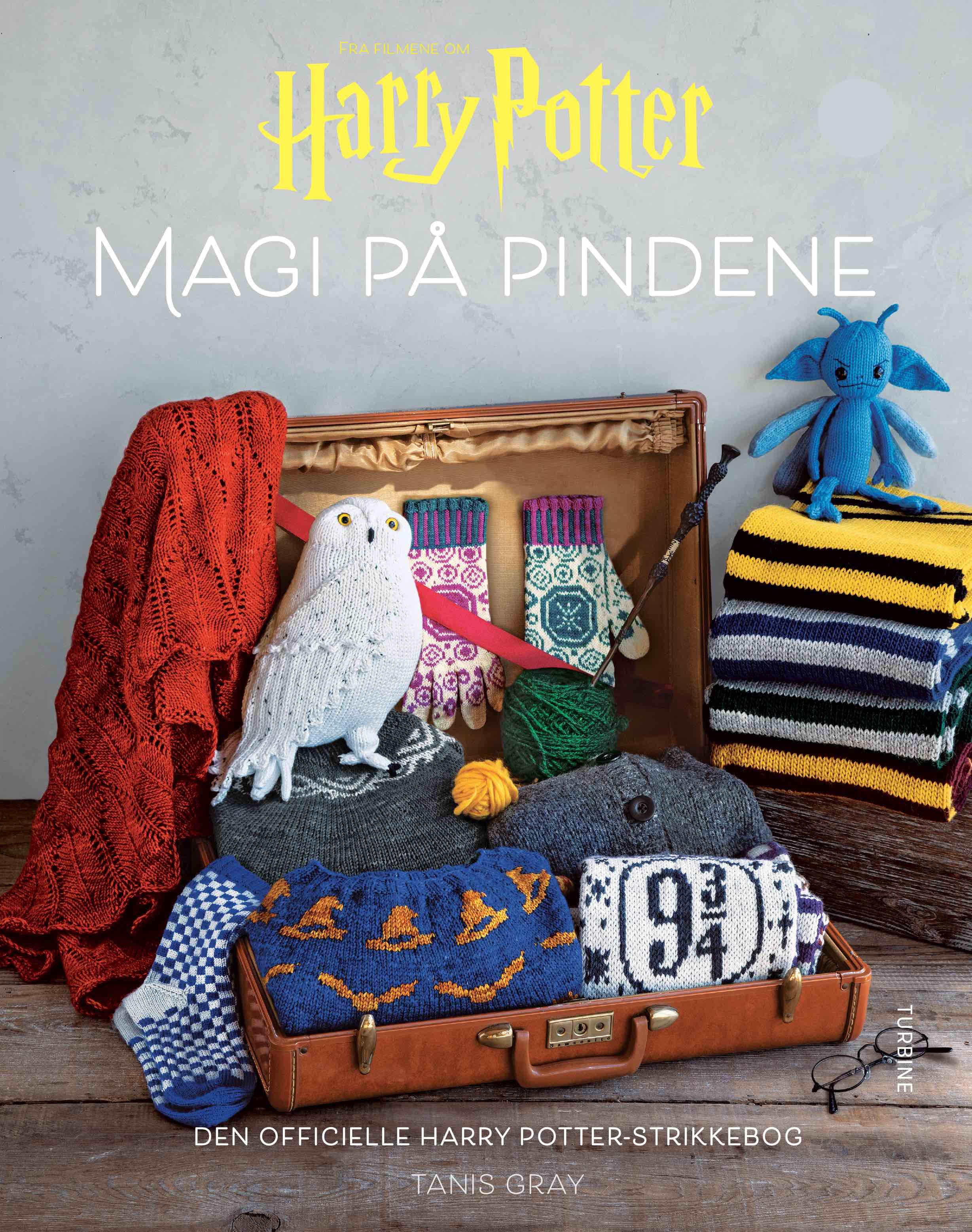 Harry Potter: Magi på pindene - Tanis Gray - Bøger - Turbine - 9788740661026 - 15/6-2020