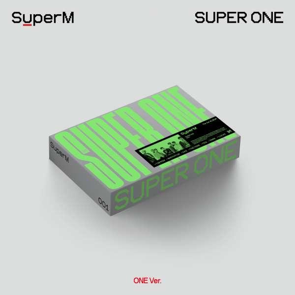 Superm The 1st Album Super One - Superm - Musik - EMI - 8809718448027 - 25/9-2020