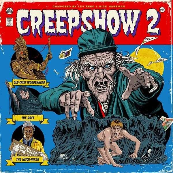 Creepshow 2 - O.s.t - Musik - WAXWORK - 0728028446029 - 1/9-2017
