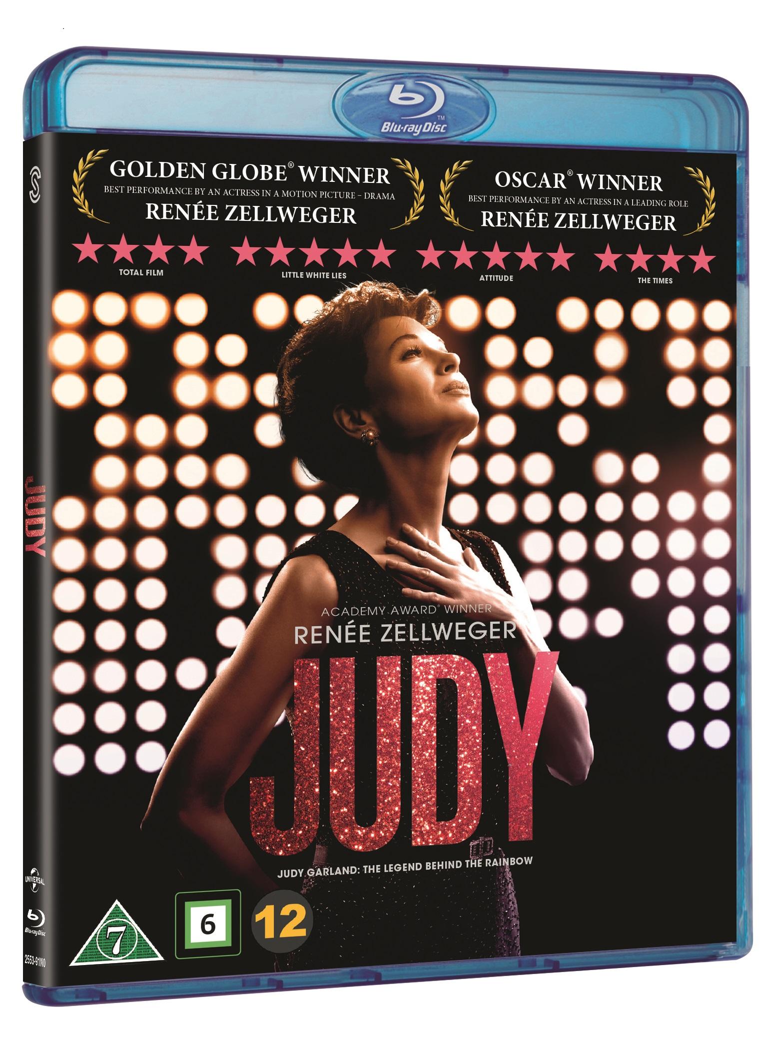 Judy -  - Film -  - 5706169003030 - 12/3-2020