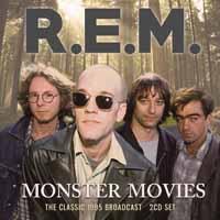 Monster Movies - R.e.m. - Musik - LEFTFIELDM - 0823564031033 - 5/7-2019