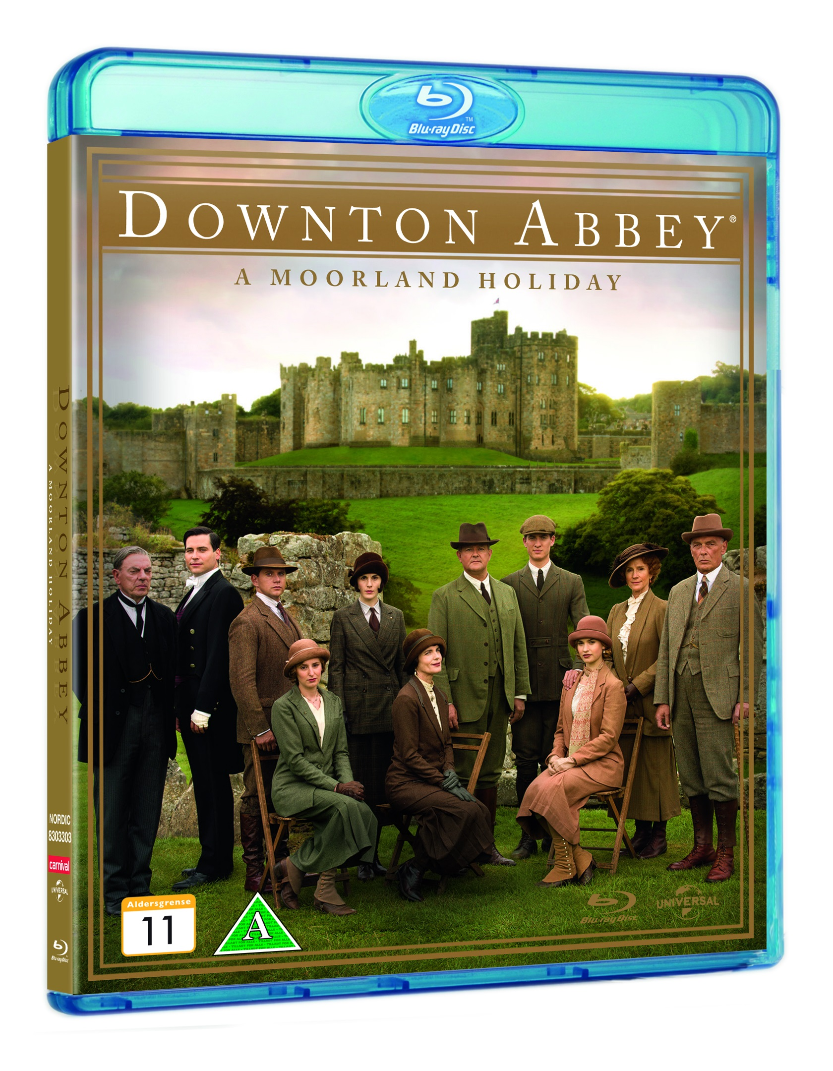 Downton Abbey - A Moorland Holiday -  - Film - Universal - 5053083033033 - 8/5-2015