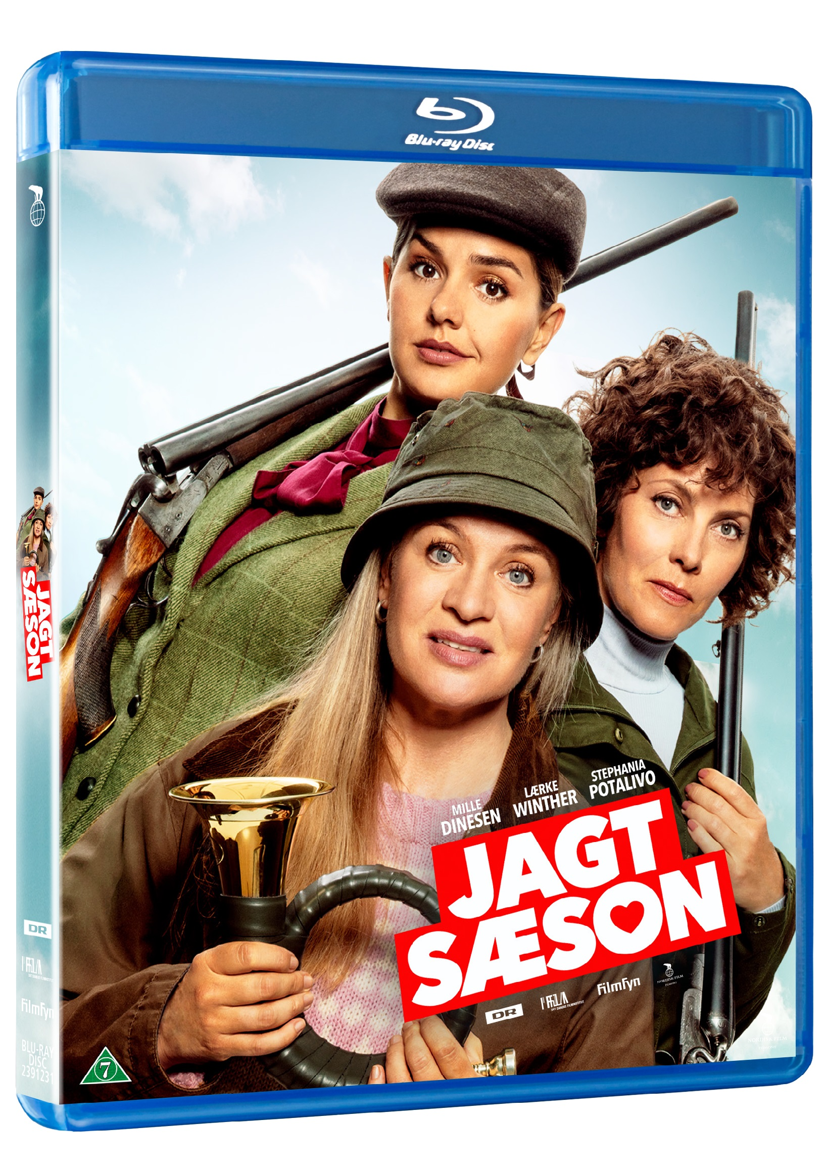 Jagtsæson -  - Film -  - 5708758725033 - 21/2-2020