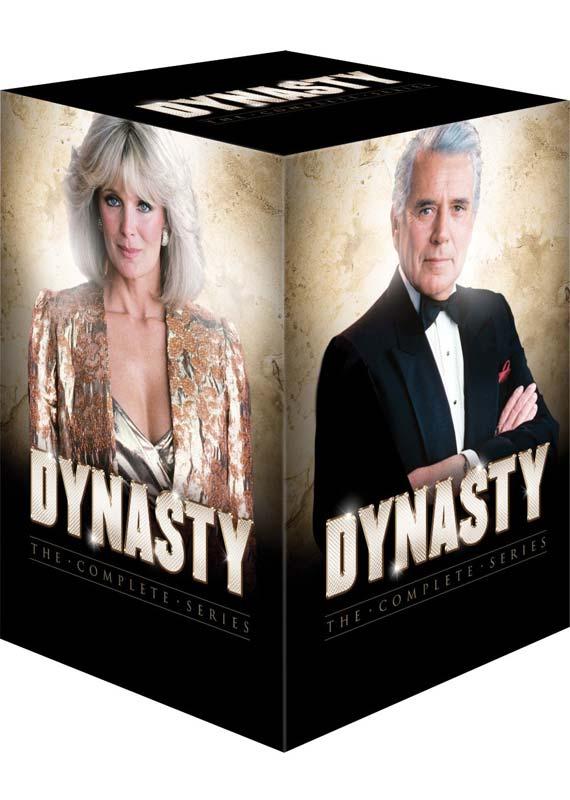 Dynasty - Complete - Dynasty - Film - PARAMOUNT - 5014437144034 - 28/1-2013