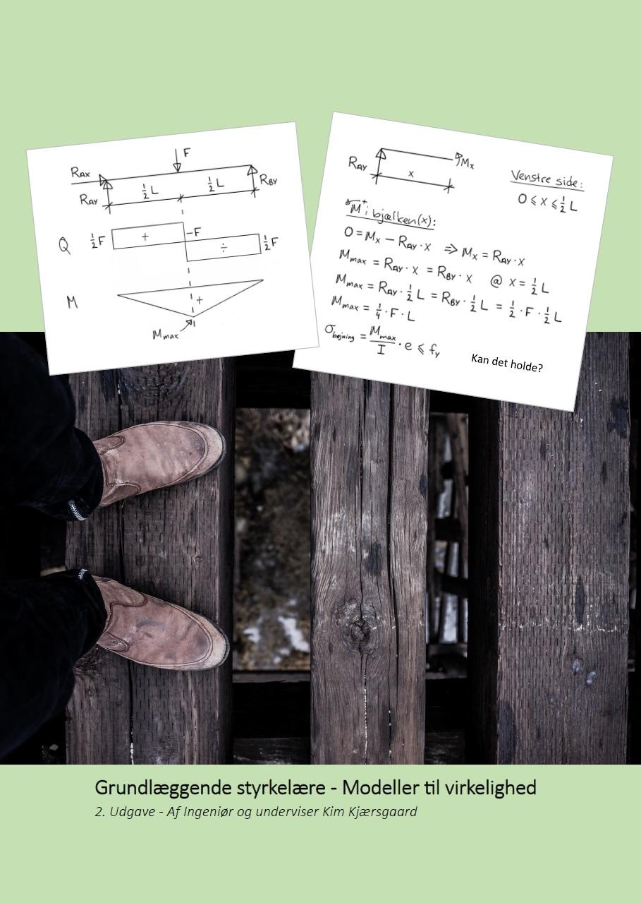 Grundlæggende styrkelære - Modeller til virkelighed - Kim Kjærsgaard - Bøger - atvide - Viden giver indsigt - 9788793738034 - 21/6-2019