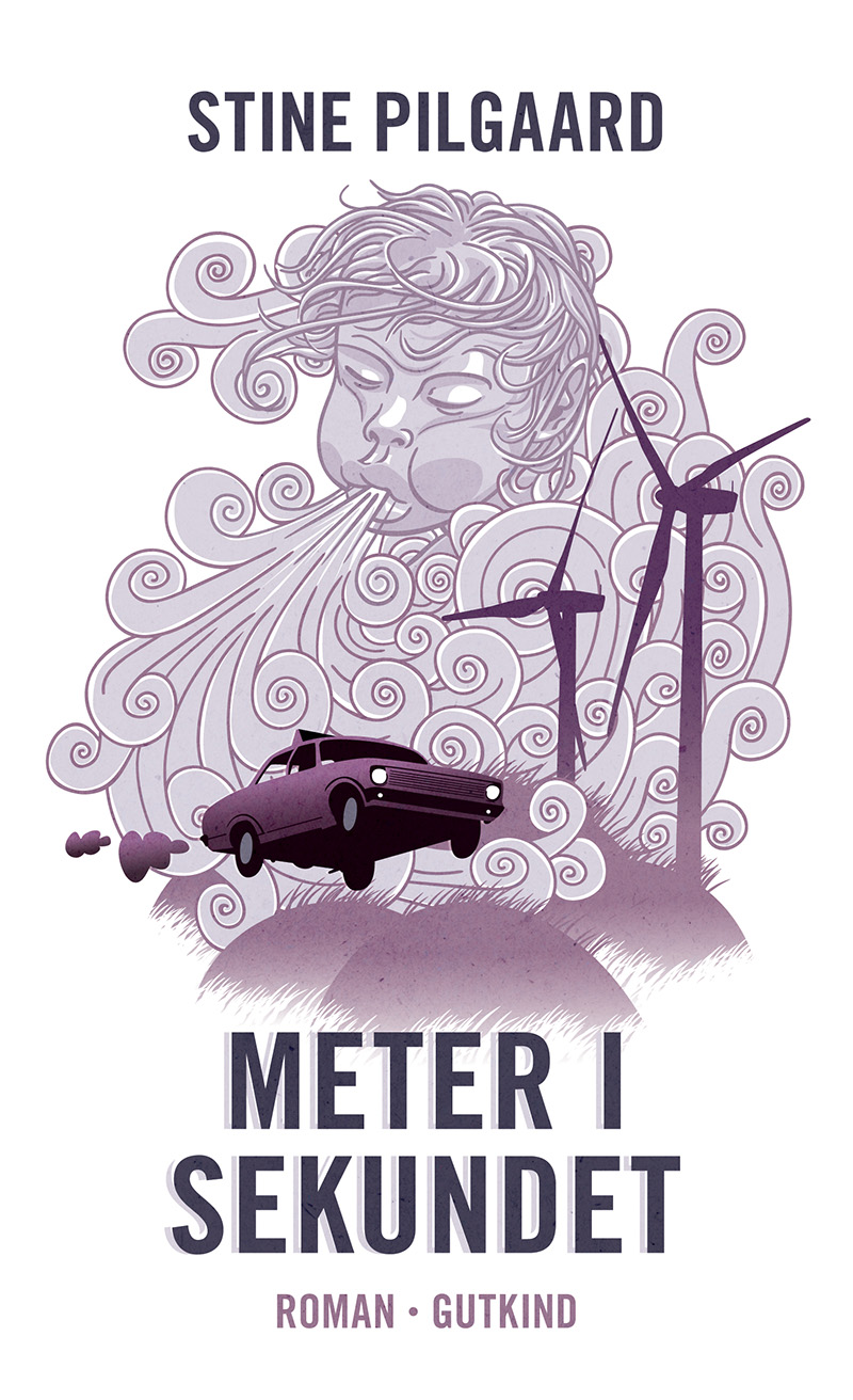 Meter i sekundet - Stine Pilgaard - Bøger - Gutkind Forlag - 9788743400035 - 15/5-2020