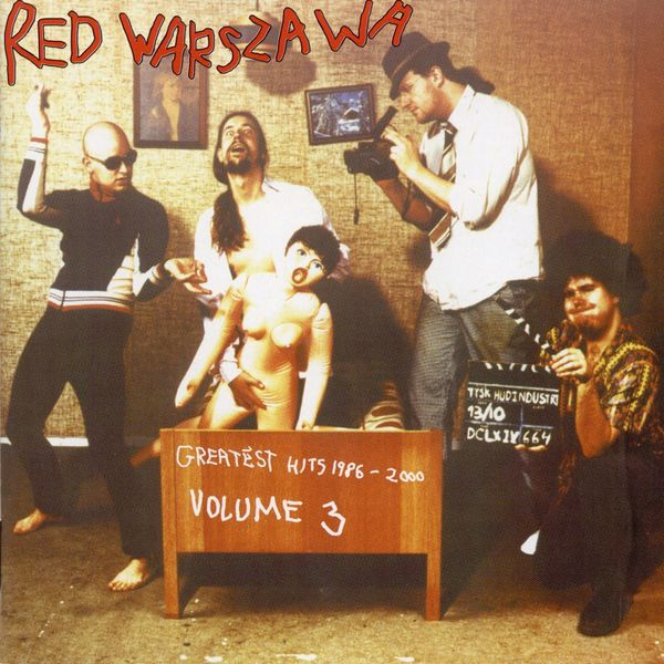 Tysk Hudindustri - Red Warszawa - Musik - TAR - 5706283000038 - 31/12-2011