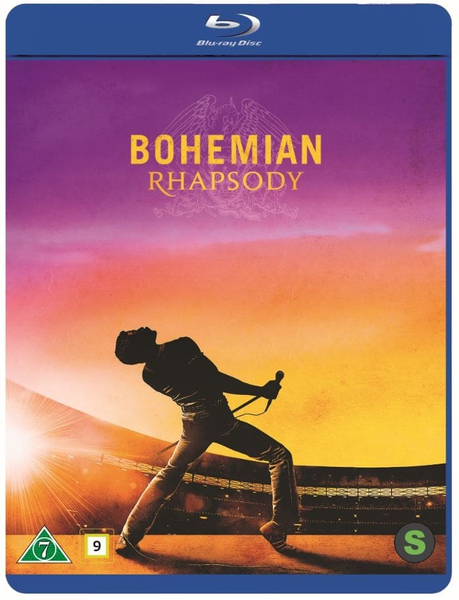 Bohemian Rhapsody -  - Film -  - 7340112747039 - 18/3-2019
