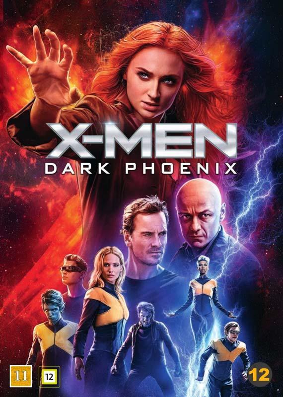 X-Men: Dark Phoenix -  - Film -  - 7340112750039 - 21/10-2019