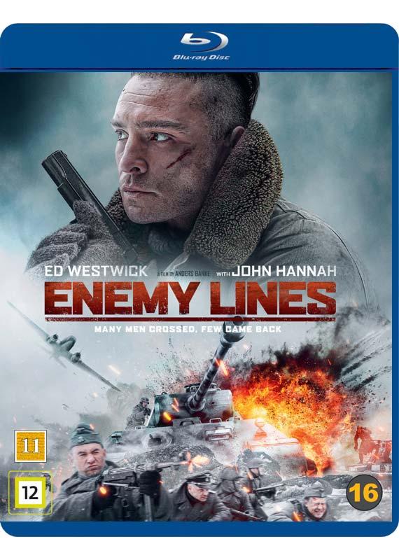 Enemy Lines -  - Film -  - 5053083221041 - 5/10-2020