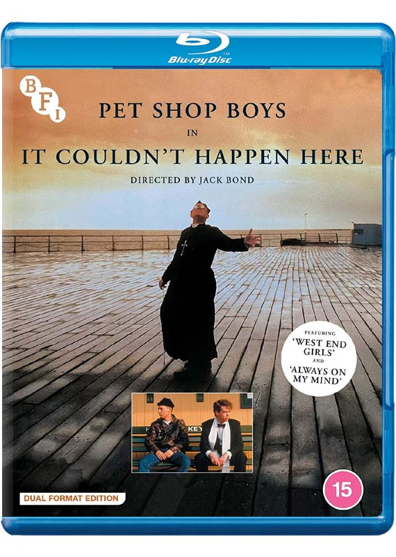 It Couldn't Happen Here - Pet Shop Boys - Film - BFI - 5035673014042 - 24/7-2020