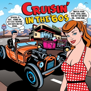 Cruisin' in the 60's - V/A - Musik - NOT NOW - 5060342022042 - 10/8-2015