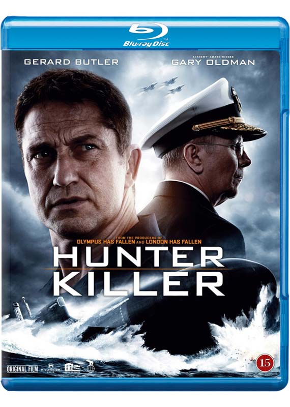 Hunter Killer -  - Film -  - 5708758718042 - 9/5-2019