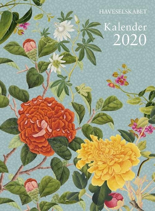 Haveselskabet Kalender 2020 - Gyldendal - Bøger - Gyldendal - 9788702280043 - 10/9-2019