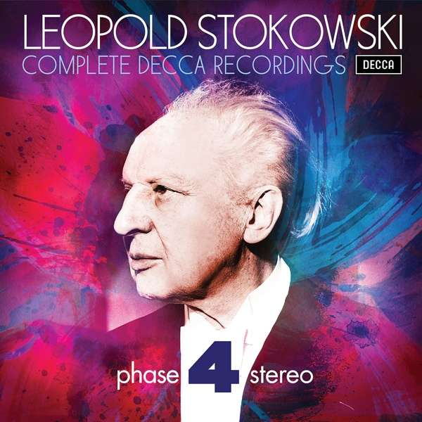 Complete Phase 4 Recordings - Leopold Stokowski - Musik - CLASSICAL - 0028948325047 - 19/1-2018