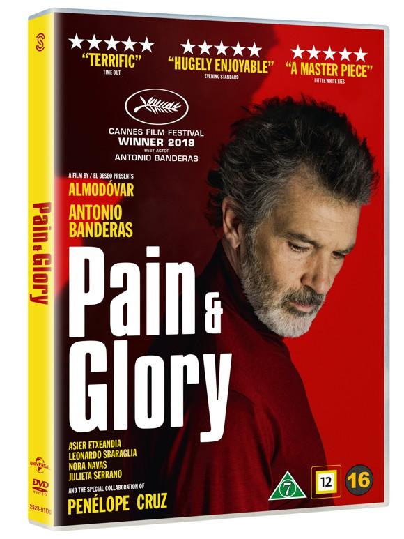 Pain and Glory / Smerte og ære -  - Film -  - 5706169003047 - 13/2-2020
