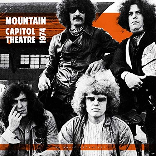Best of Capitol Theatre 1974 - Mountain - Musik - CULT LEGENDS - 8717662577048 - 1970