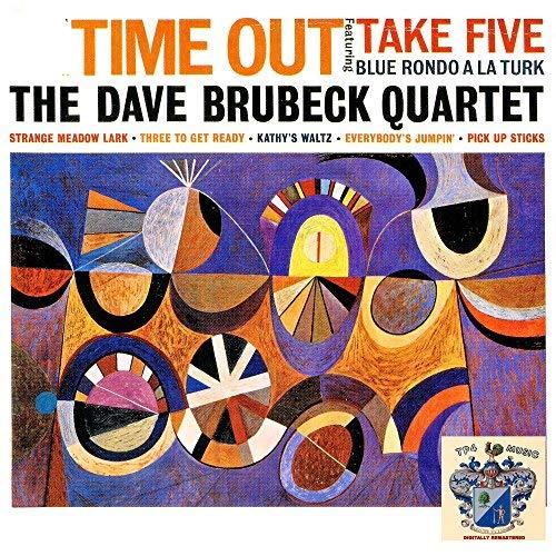 Time Out - Dave Brubeck Quartet - Musik - DOL - 0889397217051 - 8/9-2017