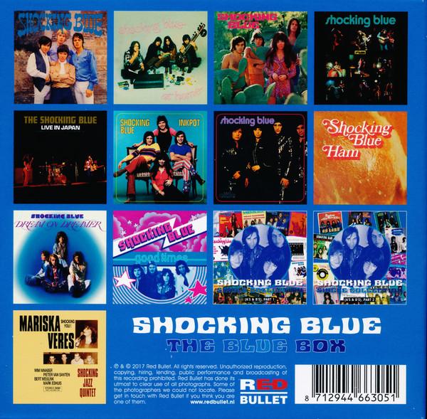 Blue Box - Shocking Blue - Musik - RED BULLET - 8712944663051 - 5/5-2017