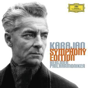 Karajan Symphony Edition - Herbert Von Karajan - Musik - Deutsche Grammophon - 0028947780052 - 9/6-2014