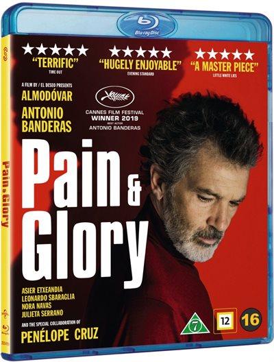 Pain and Glory / Smerte og ære -  - Film -  - 5706169003054 - 13/2-2020