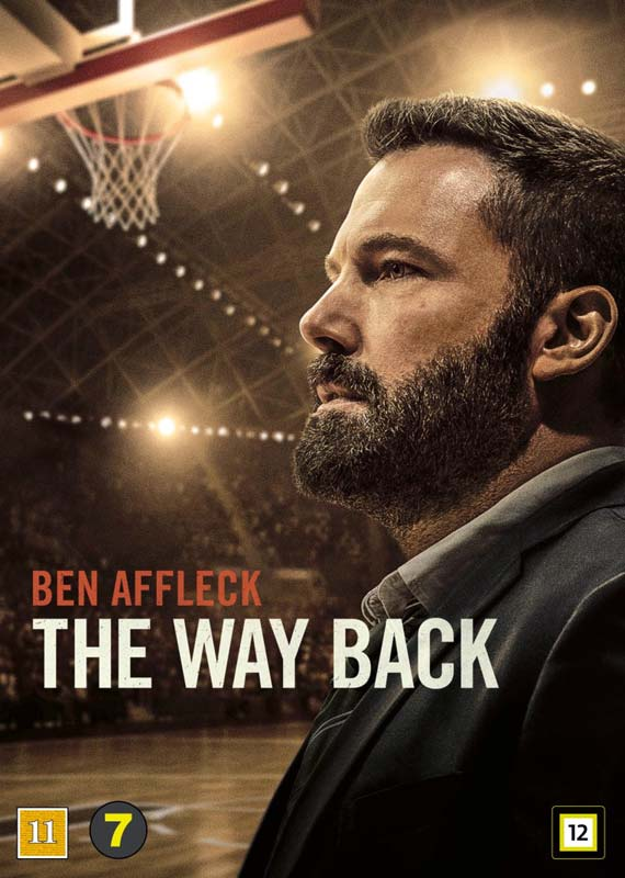 The Way Back - Ben Affleck - Film -  - 7333018017054 - 27/8-2020