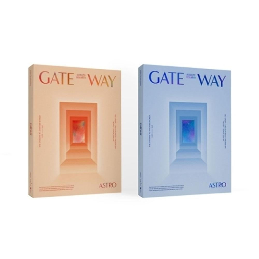 Gateway - Astro - Musik - FANTASIA - 8804775142055 - 7/5-2020
