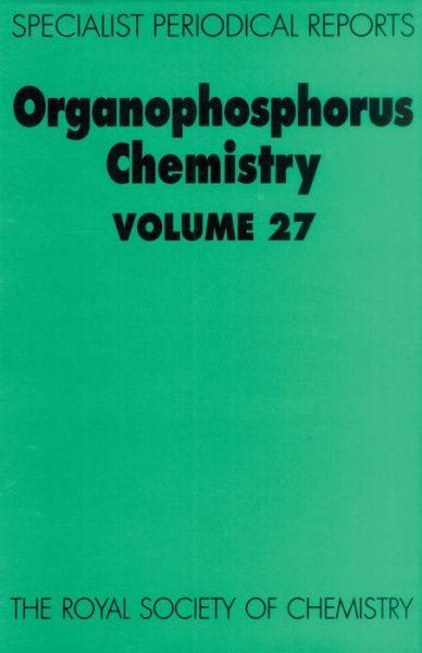 Organophosphorus Chemistry - Royal Society of Chemistry - Bøger - Royal Society of Chemistry - 9780851860060 - 1970