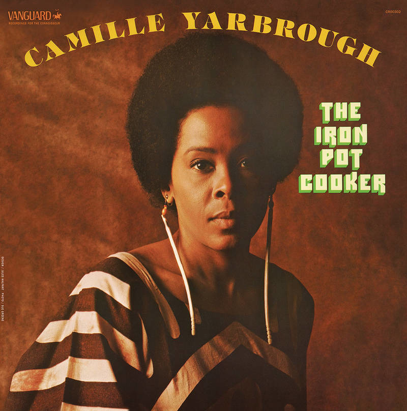 RSD 2020 - Iron Pot Cooker,the - Camille Yarbrough - Musik - SOUL/R&B - 0888072159068 - 26/9-2020