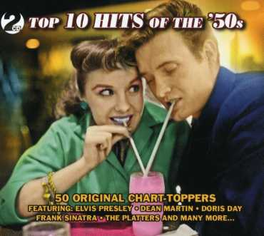 Top 10 Hits of the 50's - V/A - Musik - NOT NOW - 5060143492068 - 14/2-2008